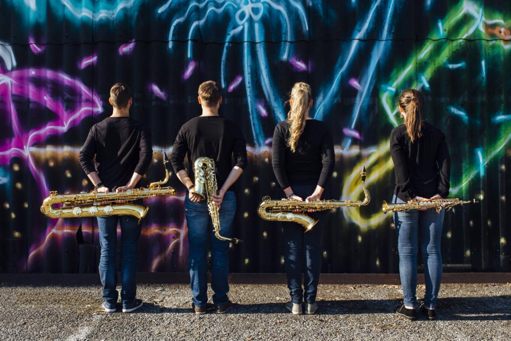 saXTon - Saxophonquartett