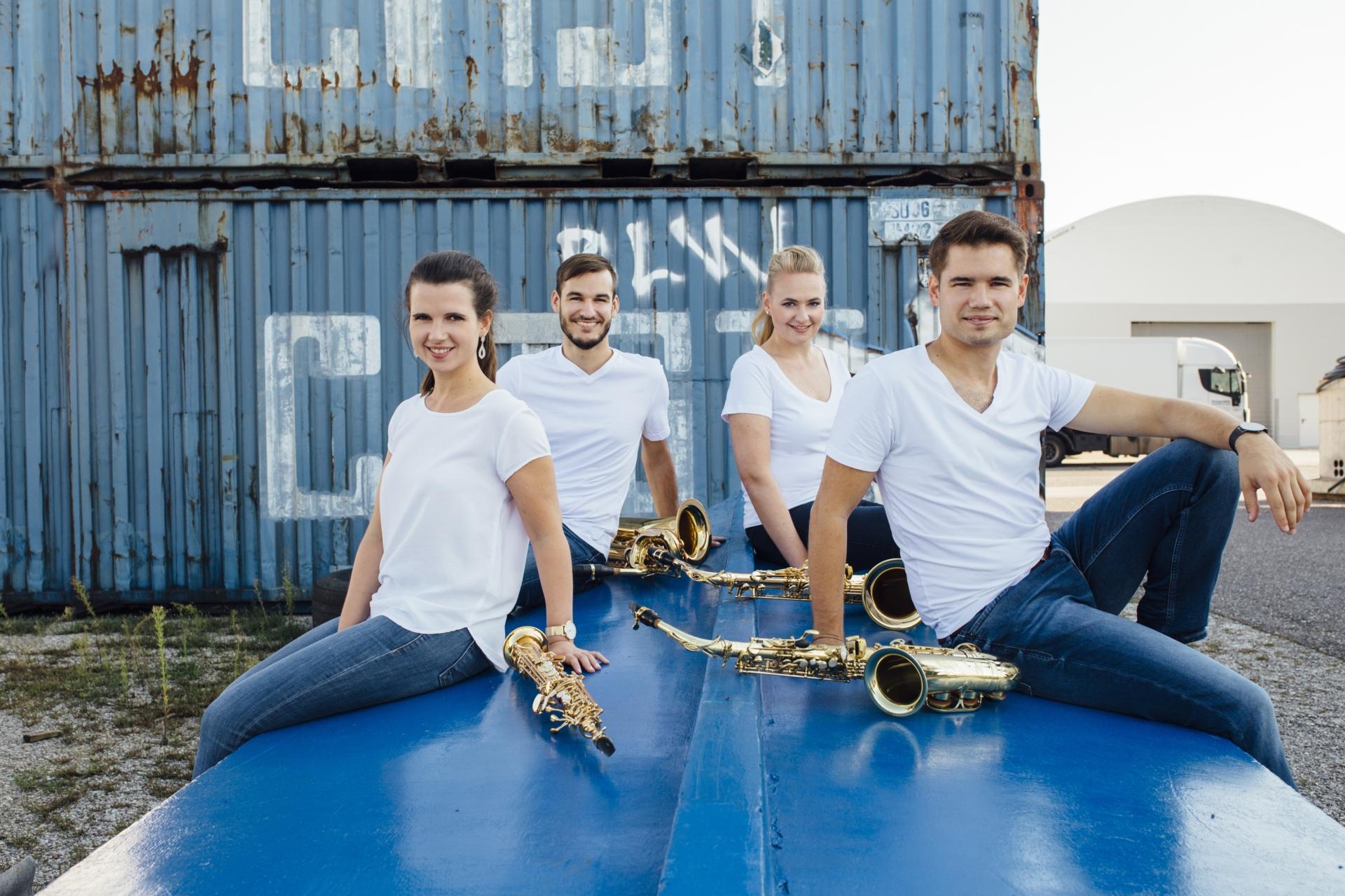 saXTon - Saxophonquartett-3